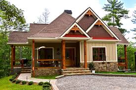 Craftsman Home Plan Rustic Craftsman House Plan House Plans