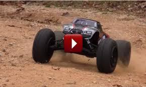 monster truck video for redcat racing terremoto v2 1 8 scale brushless monster truck now