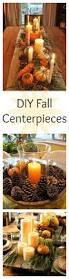Seasonal Home Decorations 35 Beautiful Fall Centerpieces You Can Make Yourself Table