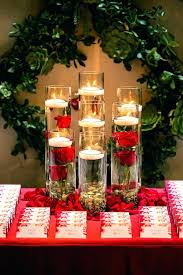 beauty and the beast wedding table decorations floating candle wedding centerpieces candles as centerpieces channel