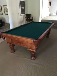 Pool Table Disassembly by Pushup Social