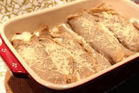 cuisiner le sarrasin galettes de sarrasin fourrées à la béchamel pour ceux qui aiment