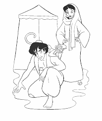 alladin coloring pages aladdin coloring pages flying carpet coloringstar