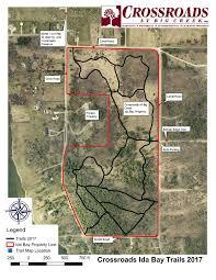 Buffalo Creek Trail Map Ida Bay Preserve Crossroads At Big Creek