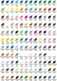 prismacolor scholar colored pencils free prismacolor scholar color pencil chart so glad i found this