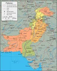 world map pakistan karachi pakistan map and satellite image