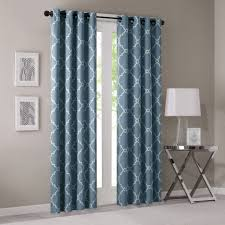Eclipse Alexis Blackout Window Curtain Panel Amazon Com Dkny Carroll Gardens Floral Road Pocket Curtains 100