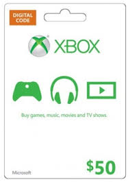 gift cards for less 50 microsoft xbox gift card email delivery slickdeals net