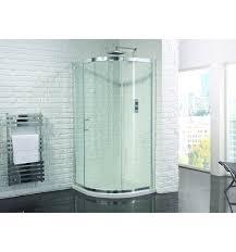 Sliding Shower Door 1200 Aquadart Venturi 6 Single Quadrant Sliding Shower Door 1200 X 900