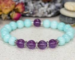 bracelet gemstone images Gemstone bracelet etsy jpg