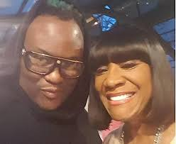 look patti labelle and wright chanel together eatin