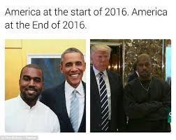 interview with lordaedonis memes mock donald trump u0027s meeting with kanye west daily mail online