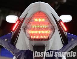 led light strip turn signal rear tail brake turn signal 180mm led strip lights for bmw
