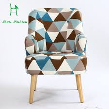 sofa chair for bedroom single person sofa chair recreational chair the small sofa cloth art