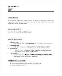 sample hr resumes for hr executive hr fresher resume format doc