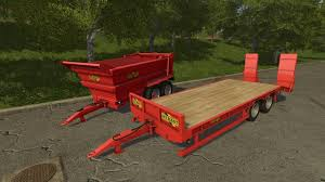 Seeking Trailer Fr Herbst Trailers V1 0 For Ls 17 Farming Simulator 17 Mod Ls