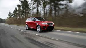 land rover sports car 2017 range rover sport review