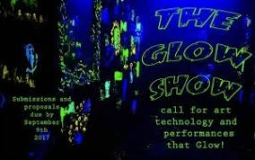 glow show glow show at confluent space tri cities an invitation for entry