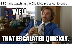 Latest Meme - 2017 ole miss memes not surprisingly they re pretty controversial