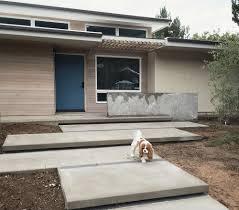 Home Concepts Design Calgary Building A Modern Entry Approach Context Concrete Details