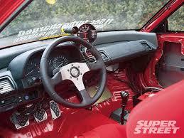 Honda Civic Si Interior 1991 Honda Civic Si Jg Engine Dynamics Super Street Magazine
