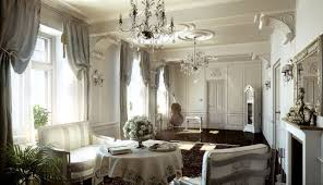 Villa Interior Design Ideas by Brilliant Classic Style Interior Design H83 In Home Interior Ideas