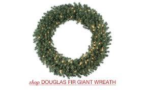 commercial giant christmas wreaths santa u0027s quarters