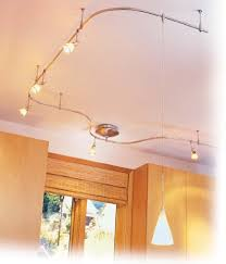 kitchen renovation expert suggests using flexible track lighting