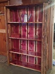 cedar bookcase finewoodworking