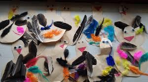 colores immersion preschool día de acción de gracias