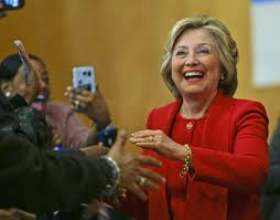 Hillary Clinton Hometown Ny by Clinton Vows To Address Pay Fairness For Women At Pennsylvania