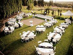 wedding venues spokane cannon s edge wedding by flat 4 photography wedding venues