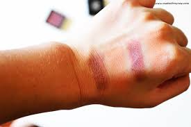 shades of purples the body shop has thirty eyeshadow shades available review