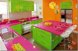 cuisine coloree cocinas con auténtico color apto para gentes valientes