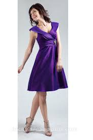 purple dresses for weddings knee length purple a line princess v neck knee length empire homecoming dress