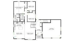 side split house plans home plan kent building supplies