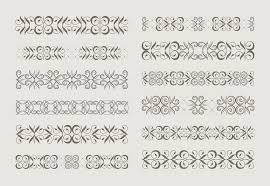 hoefler text font features arabesques patterns hoefler co