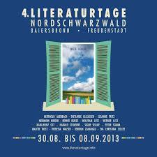 Atu Baden Baden Lyriklesung Mit Eva Christina Zeller Und Werner Lutz
