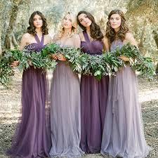 purple bridesmaid dresses 50 jc variety to wear convertible dresses purple bridesmaid