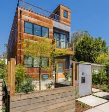 eco friendly homes own don cheadle u0027s eco friendly custom home in venice for 2 45 million