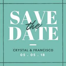 save the date emails save the date invitation templates canva