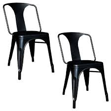 Dining Chair Deals Black Metal Dining Chairs Relaxing