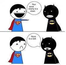 Superman Better Than Batman Memes - batman vs superman