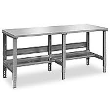 packing table with shelves stainless steel packing tables at rs 5000 unit s stainless steel