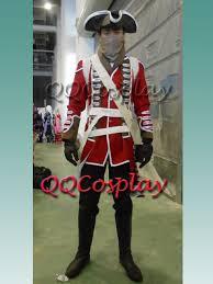 British Soldier Halloween Costume Assassin U0027s Creed British Army Soldier Uniform Cosply Costume