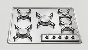 ariston piano cottura 5 fuochi alpes f 569 5g piano cottura da incasso semifilo 5 fuochi gas