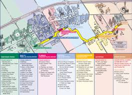 Venetian Las Vegas Map by Avoid The Traffic Las Vegas Monorail Las Vegas Strip Vegas