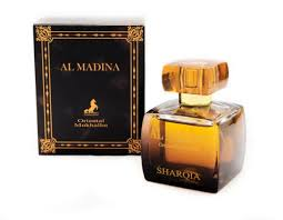 Minyak Oud souq al madina mukhalat al oud spray by al sharqia 100ml uae