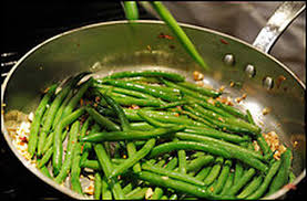 sauteed green beans and spinach the washington post
