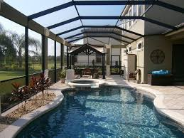 Painting Aluminum Screen Enclosures by Best 10 Screened Pool Ideas On Pinterest Tropical Pool And Spa